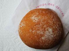Ma madeleine de Proust le beignet. #mardigras