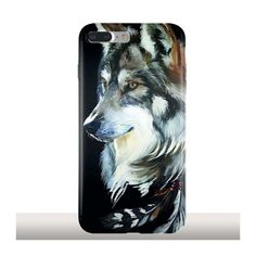 The Wolf, Coque iPhone 7 plus Gel Silicone - Loup Indien - Kajenna Telephone Portable Samsung, Telephone Iphone, Coque Samsung Galaxy S6, Smartphone Samsung, Coque Iphone 7 Plus, Iphone 7 Plus Cases, Portable Huawei, Portable Apple, Apple Iphone