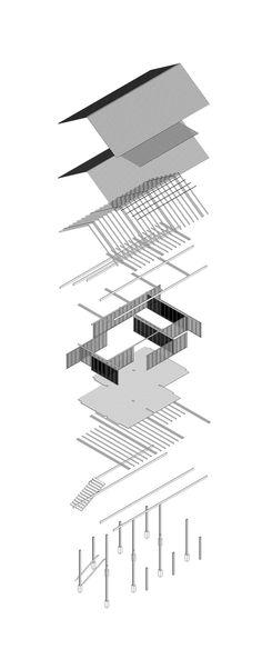 Ancient Siam Pavilion : Perspective, Year 2, 2nd Semester by Areenat A. / Chanon C. / Chattarika C. / Kanyanat P.  Pienporn J. / Pundharee V. / Thos P. / Tnat C.  Sirirassa P. / Varisdha D. / Wasinee S. / Suparoj N.