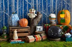 60 New Ways to Decorate Your Halloween Pumpkins  - CountryLiving.com