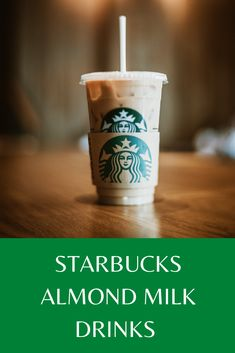 The good news is that Starbucks now offers a myriad of options of beverages that you can have with almond milk. Every fitness enthusiast and vegan is aware of the health benefits of this nut milk. Besides the fact that almond milk is plant-based and, it tastes incredibly good which can enhance the overall taste of your drinks too. It adds a nutty undertone as well as creamy texture to your Starbucks drinks. #coffee #almondmilk Coffee Cream, Coffee Type, Black Coffee, Types Of Coffee Beans, Different Types Of Coffee, Acquired Taste, Coffee Accessories, Coffee Spoon, Starbucks Drinks