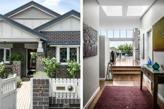 Set on the high-side of the street to capture CBD and Harbour Bridge skyline views is this immaculate family home. Interiors boast an effortless merge of classic and stylish contemporary, with ligh. Croydon, Home And Family, Houses, Contemporary, Street, Interior, Outdoor Decor, Home Decor, Homes