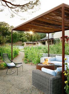 "georgianadesign: ""Portola Valley courtyard residence. Butler Armsden Architects, San Francisco, CA. """
