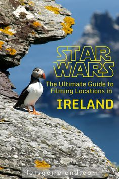 The Ultimate Star Wars Ireland Guide - Top Trends Europe Destinations, Europe Travel Tips, European Travel, Travel Guides, Budget Travel, Backpacking Europe, Bucket List Europe, Bucket Lists, Ireland With Kids