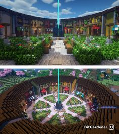 Villa Minecraft, Chalet Minecraft, Château Minecraft, Architecture Minecraft, Construction Minecraft, Casa Medieval Minecraft, Minecraft Shops, Minecraft Welten, Minecraft Structures