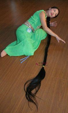 long hair Plaited Ponytail, Love Hair, Gorgeous Hair, Lady Godiva, Natural Hair Styles, Long Hair Styles, Super Long Hair, Braids For Long Hair, Plaits