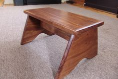 Hey, I found this really awesome Etsy listing at https://www.etsy.com/listing/209134387/handcrafted-heavy-duty-step-stool