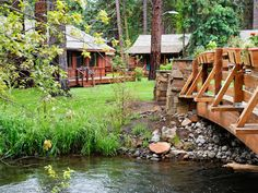 """The owners are friendly and thoughtful,"" ""the cabins were perfect,"" and ""the restaurant was outstanding"" at this peaceful retreat near the Metolius River. - Raves from LivingSocial Members  The Destin..."