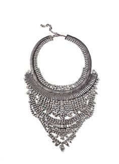 Nothing says statement necklace like Dylanlex http://chicityfashion.com/dylanlex-jewelry/