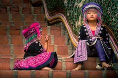 Hmong girls by Yann Lamy on 500px