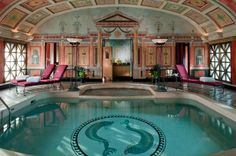 Hotel Principe di Savoia in Milan, Italy - Wes Anderson Look ✈✈✈ Here is your chance to win a Free International Roundtrip Ticket to Milan, Italy from anywhere in the world **GIVEAWAY** ✈✈✈ https://thedecisionmoment.com/free-roundtrip-tickets-to-europe-italy-milan/