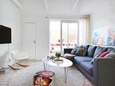 Light and airy Swedish apartment in Gothenburg 6