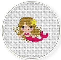 Instant DownloadFree shippingCounted Cross stitch di danceneedle
