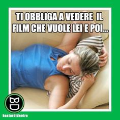 Meglio soli o in #coppia ? #bastardidentro #film #ragazza #ipnoticamentebastardidentro www.bastardidentro.it