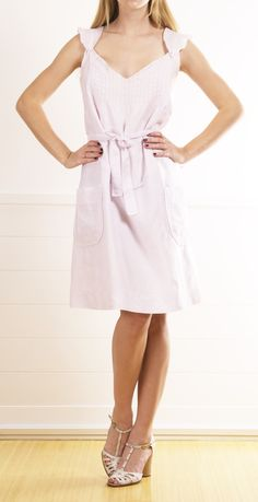 Nina Ricci Light Pink Dress