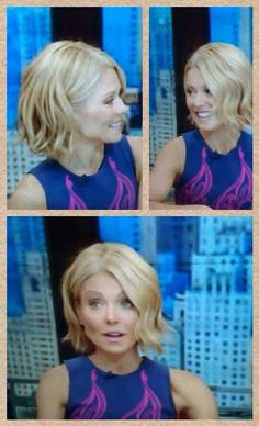 kelly ripa new haircut 1000 images about hairstyles on ripa 1776 | a78e3248867b332a3e8bec3626b17340