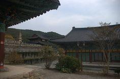 Geumsansa Temple, Jeollabuk-do, Korea