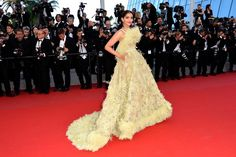 Pin for Later: The Very Best Style Moments From Last Year's Cannes Red Carpet Sonam Kapoor