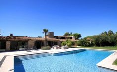 Belle de Gassin VillaMatch pool Villa, Saint Tropez, Brigitte Bardot, Restaurant, City, Outdoor Decor, Beautiful, Restaurants, Cities