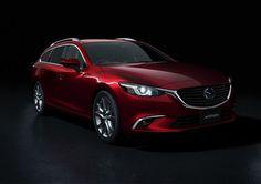 2015 新型マツダ アテンザ #Mazda #Atenza #Mazda6 #Wagon #Japan