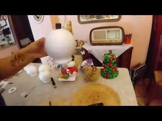 Video Vi, Diy Tutorial, Easter, Make It Yourself, Christmas Ornaments, Holiday Decor, Ely, Youtube, Diffuser