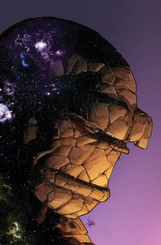 Fantastic Four by Mike Deodato Jr.