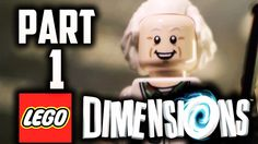 LEGO Dimensions Gameplay Walkthrough Part 1 Prologue(Xbox/PS4/PC)