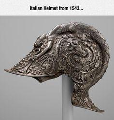 Mesmerizing Mermaid Helmet