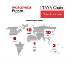 Find local dealers - TAYA Bicycle Chain Distributors List(After Market Only)