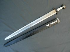 Christian Fletcher Swords and Scabbards.