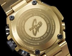 Casio G-Shock Gold Hammer Tone MRGG1000HG-9A Watch Watch Releases