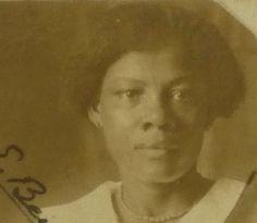 Maud Benjamin Pinned by VintageVirginIslands.com