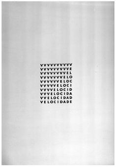 Augusto de Campos, Decio Pignatari, Haroldo de Campos, and Ronaldo Azeredo, NOIGANDRES 4: POESIA CONCRETA (1957). Journal. The Museum of Modern Art Library, New York.