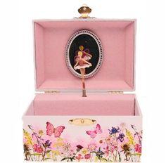 Childs Unicorn Musical Jewelry Box Musical jewelry box Children