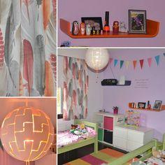 """""""Lastenhuone päivitetty isojen tyttöjen huoneeksi :) Girls Room Upgrade: Toddlers to Big Girls   #lastenhuone #lastenhuoneensisustus #maatuska…"""""""