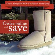 visit us at www.shoesurfing.com or www.sheepskinshoes.com