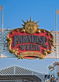 Paradise Pier - Disney's California Adventure