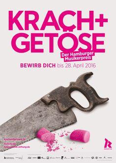 Krach + Getöse - Hamburger Musikpreis 2016