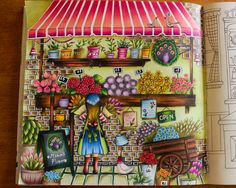 Romantic Country Vol.I-Manon's Flower Shop by Eriy