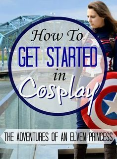 How to Get Started in Cosplay