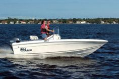 New 2013 - Sea Chaser Boats - 1800 CC Offshore