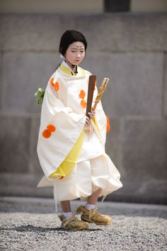 "Aoi Matsuri, at the Kyoto Imperial Palace Park (""Kyoto Gosho"") (葵祭、京都御所)"