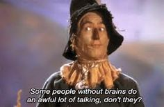 The wizard of oz quote