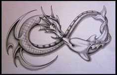 Dragon Dolphin Final by LTLdesign.deviantart.com on @DeviantArt