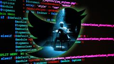 "A Islamist hacker says he has gained access to ""the entire database of users on Twitter"" and has already leaked  more than 15,000 log-in details online."