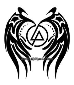 linkin park logos   Linkin Park Tattoo Concept by KyraDuheme on DeviantArt lp
