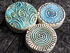Pinch Pots, Pottery Sculpture, Wine Stoppers, Garden Ornaments, Ceramic Clay, Clay Beads, Creative Inspiration, Polymer Clay, Sculptures
