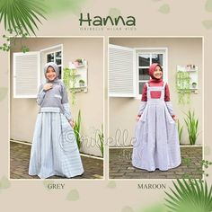 Hanna by Oribelle Kids Muslim Fashion, Ootd Fashion, Fashion Dresses, Fashion Looks, Eid Mubarak, Design, Diy, Style, Sons
