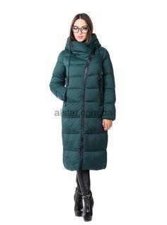 Женские пуховики : Зимняя куртка Clasna CW16D0662C - Alster.com.ua