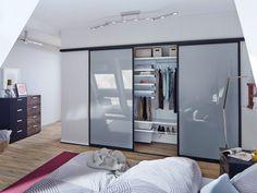 Mira estos 7 armarios con puertas corredizas extraordinarias…